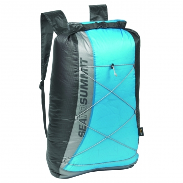 Sea To Summit UltraSil Dry Day Pack 20 liter 90 gram blauw