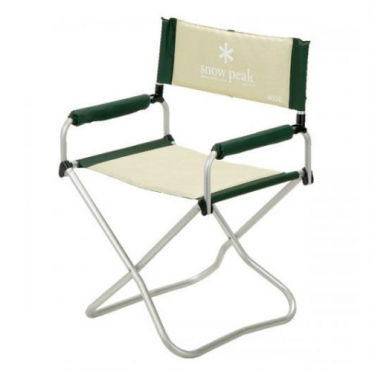 Snow Peak Pad in Chair (LV-055P)