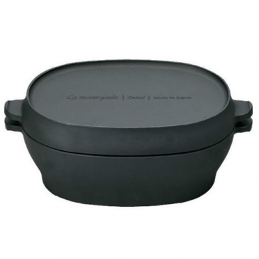 Snow Peak micro dutch oven micro oval (SC-506)