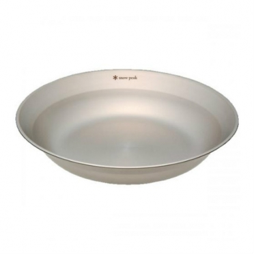 Snow Peak tableware dish (TW-032)