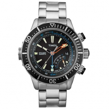 Timex outdoorhorloge IQ Depth RVS T2N809