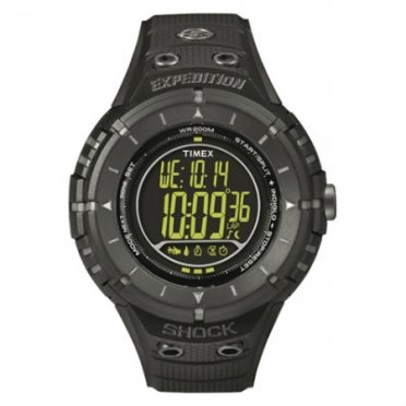 Timex outdoorhorloge Expedition Adventure Shock Digital Comp. T49928