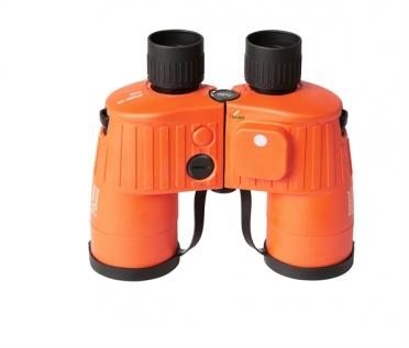 Bynolyt Searanger II 7x50 Oranje verrekijker met Kompas