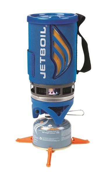 Jetboil Flash Sapphire 1 liter brander