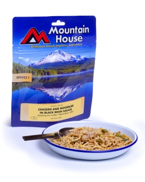 Mountain House Chili Con Carne met Rijst vriesdroogmaaltijd (2 pers.)