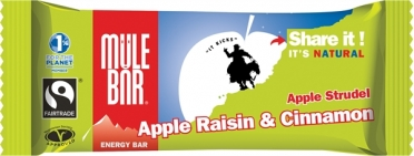 MuleBar Reep Apple Strudel 30 x 40 gram