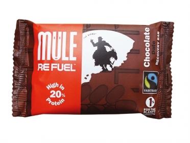 MuleBar Refuel Chocolate and date 20 x 65 gram