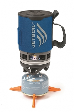 Jetboil Zip brander 0.8 liter blauw