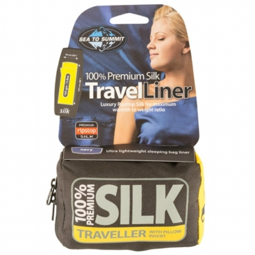 Sea to Summit Silk Traveller lakenzak