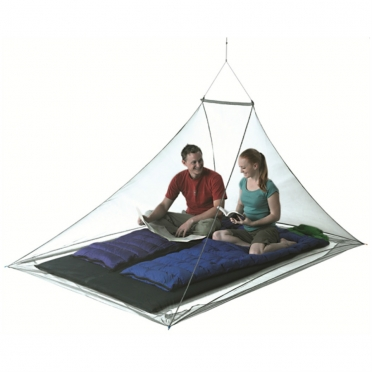 Sea to Summit Nano Mosquito Pyramid Net klamboe dubbel