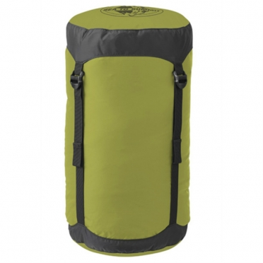 Sea to Summit Compression sack M 14 liter groen 972401