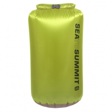 Sea To Summit UltraSil dry sack XL 20 liter groen 971713