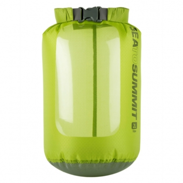 Sea To Summit UltraSil view dry sack XS 2 liter groen 974770
