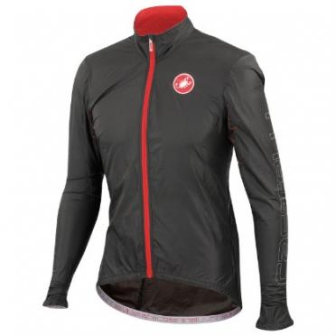 Castelli Velo jacket zwart heren 14026-010