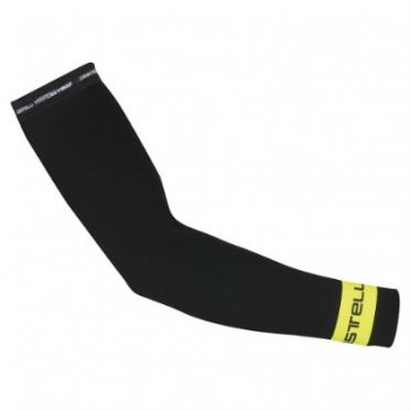 Castelli Thermoflex armwarmers zwart/geel 14039-321 2015