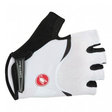 Castelli Arenberg gel glove wit/zwart heren