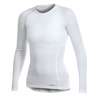 Craft Active Extreme Roundneck Long Sleeve ondershirt dames wit