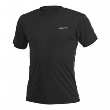 Craft Prime hardloopshirt zwart heren