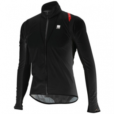 Sportful hot pack no-rain stretch jacket zwart 00922-002 2014