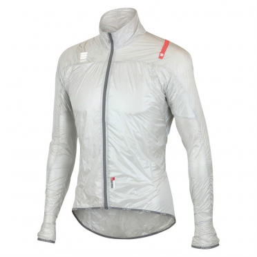 Sportful Hot Pack ultralight jacket transparant heren 01134-012
