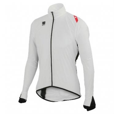 Sportful hot pack 5 jacket heren wit/zwart 01135-102 2014