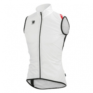 Sportful Hot pack 5 vest wit/zwart heren