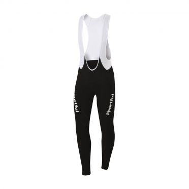 Sportful Gruppetto bibtight zwart/wit heren