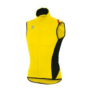 Sportful Fiandre Light Norain vest geel heren