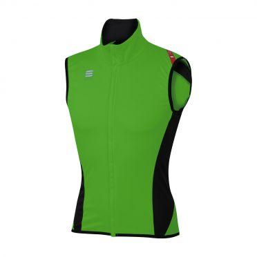 Sportful Fiandre light norain mouwloos vest groen heren