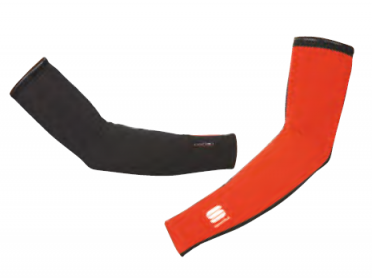 Sportful Fiandre Extreme armwarmers rood