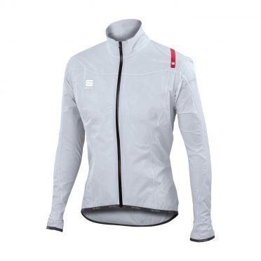 Sportful Hotpack norain ultralight lange mouw jacket zilver heren