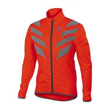 Sportful Reflex lange mouw jacket rood heren