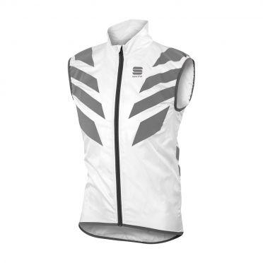 Sportful Reflex mouwloos vest wit heren