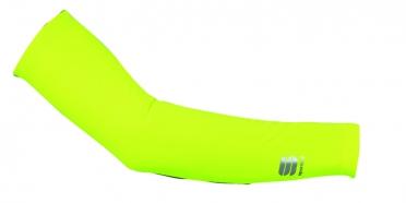 Sportful Fiandre light armwarmers geel