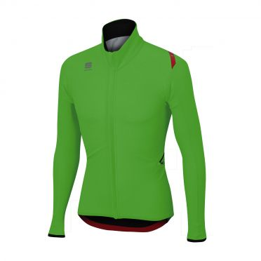 Sportful Fiandre light wind lange mouw jacket groen heren