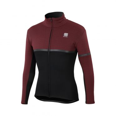 Sportful Giara softshell jacket zwart/paars heren