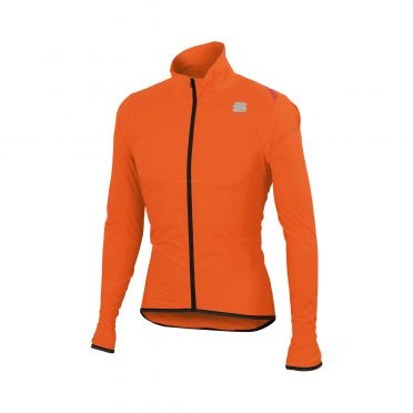 Sportful Hot pack 6 lange mouw jacket oranje heren