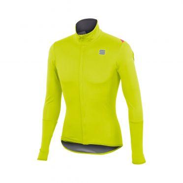 Sportful Fiandre light norain fietsjack fluo geel heren