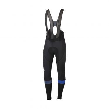 Sportful Bodyfit pro bibtight fietsbroek zwart/blauw