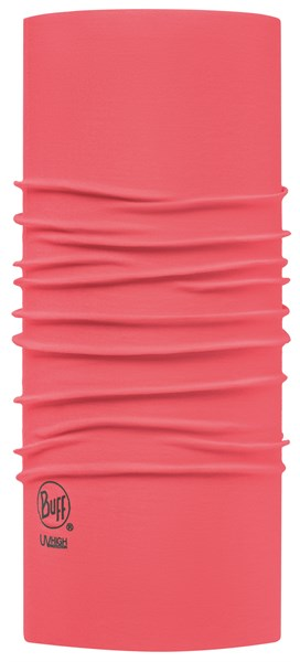 BUFF High uv buff solid raspberry pink