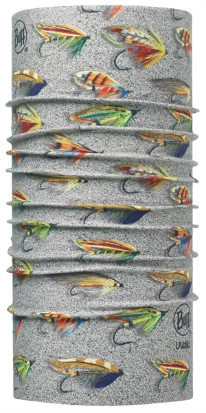 BUFF High uv buff salmon flies sand
