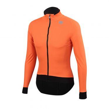 Sportful Fiandre pro lange mouw jacket oranje heren