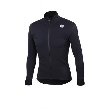 Sportful intensity 2.0 lange mouw jacket zwart heren