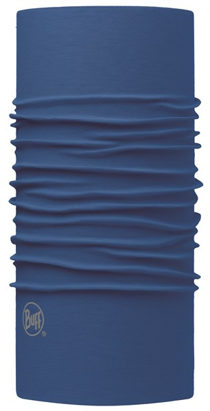 BUFF Original buff solid blue skydiver