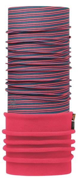 BUFF Polar buff pink fluor stripes/ pink fluor