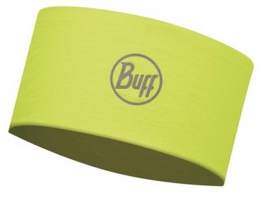 BUFF Headband R-solid yellow fluor
