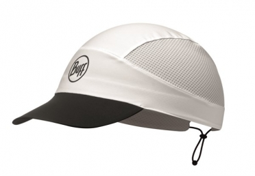 BUFF Pack run cap buff R-solid white