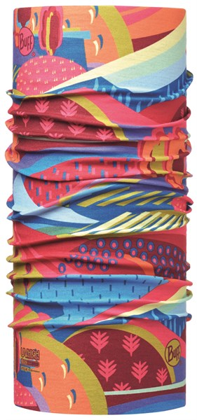 BUFF High uv buff junior colourful mountains multi