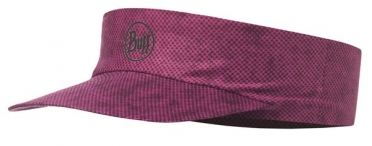 BUFF Run visor R-belka boysenberry