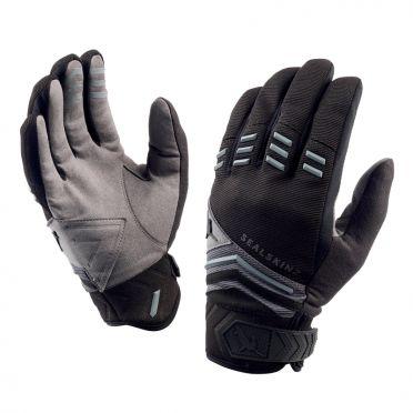 SealSkinz Dragon eye MTB fietshandschoenen zwart/grijs